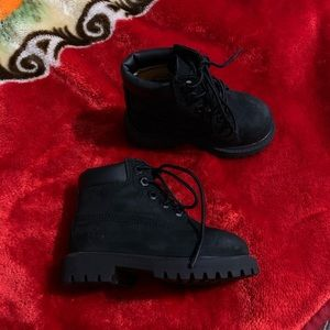 Toddler's Timberland Boots